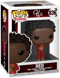 Us - Red - Vinyl Figure 836