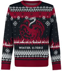 Kersttrui Metal.Christmas Jumpers Funny Ugly Novelty Emp Merchandise Shop