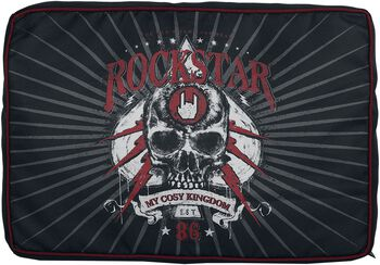 Rockstar - Dog Cushion