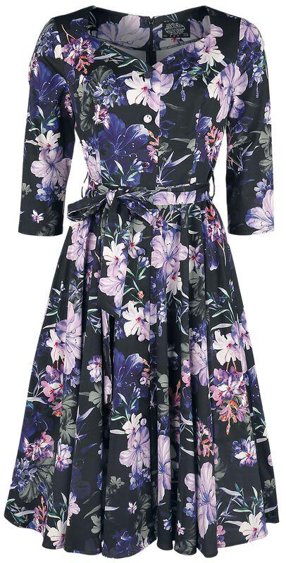 Faye Floral Swing Dress