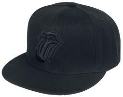 Black Tongue - Snapback Cap