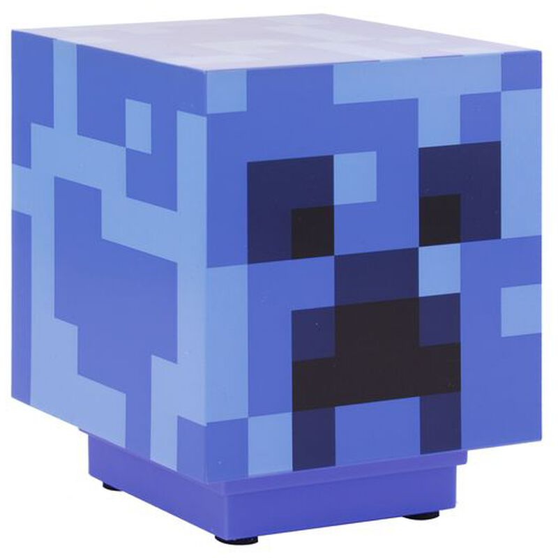 Charged Creeper Lamp