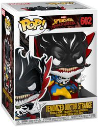 Maximum Venom - Venomized Doctor Strange Vinyl Figure 602