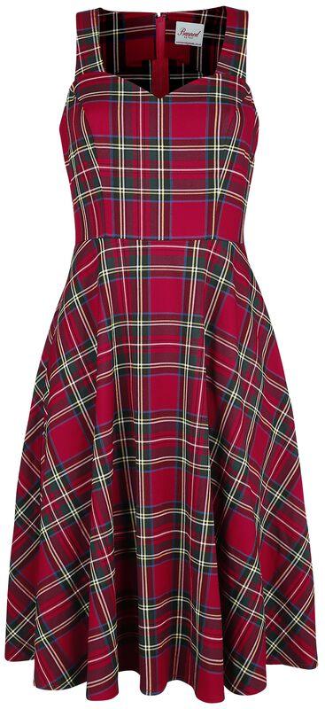 Tartan Girl Dress