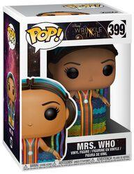 Mrs. Who Vinyl Figure 399