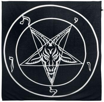 Pentagram Ocult Kerchief