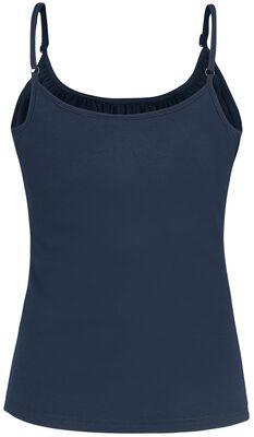 Jayne Vest Top