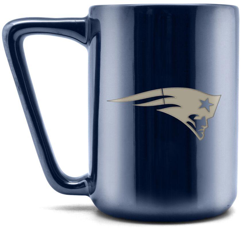 New England Patriots - Laser Logo Mug