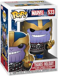 Thanos (Holiday) Vinyl Figure 533