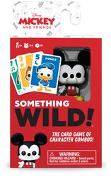 Something Wild - Mickey & Friends