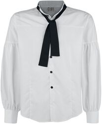 Frilled Shirt with Buttons