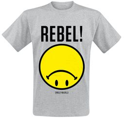 Smiley Rebel!