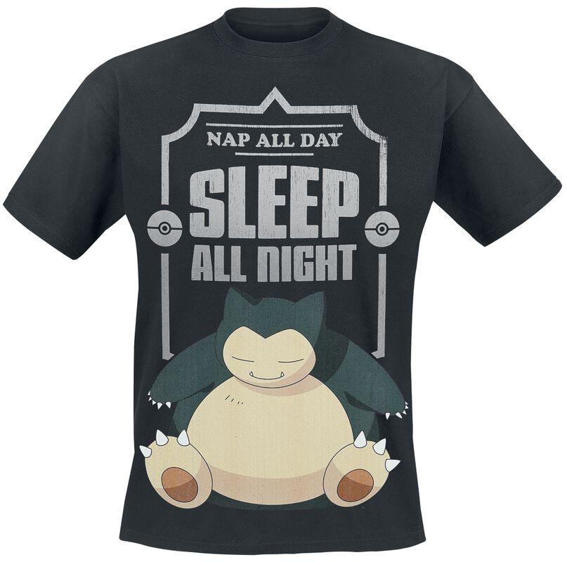 Snorlax - Sleep All Night