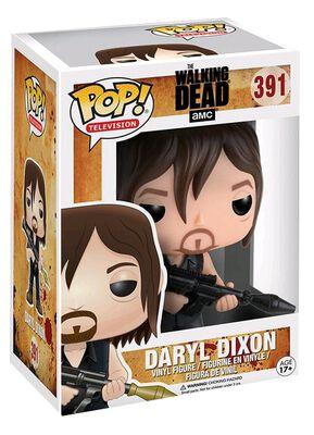 Daryl Dixon With Rocket Launcher Vinyl Figure 391