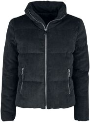 Heavy Cord Winter Jacket