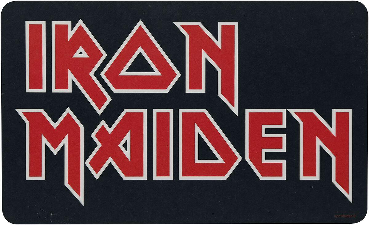 Iron Maiden Logo Breakfast Board 1 Review