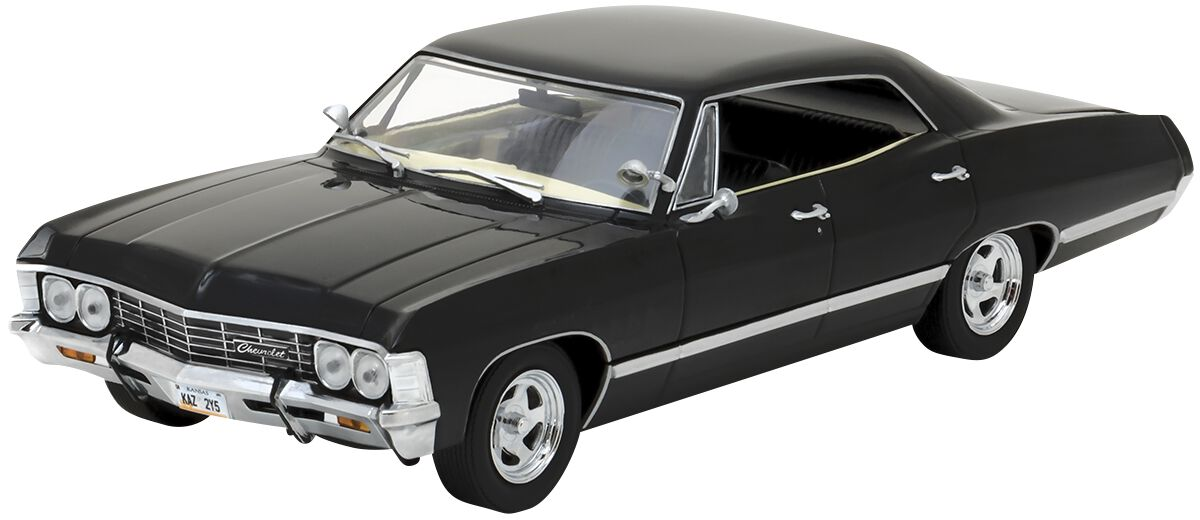 model car 1967 chevrolet impala sport sedan. Black Bedroom Furniture Sets. Home Design Ideas