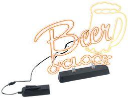 Beer O' Clock Neon Effect Light