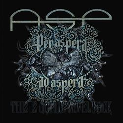 Per aspera ad aspera - This is Gothic Novel Rock