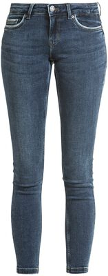 Eve Pocket Piping Jeans