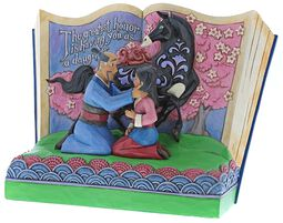 The Greatest Honor Is Having You As A Daughter (Storybook Mulan)