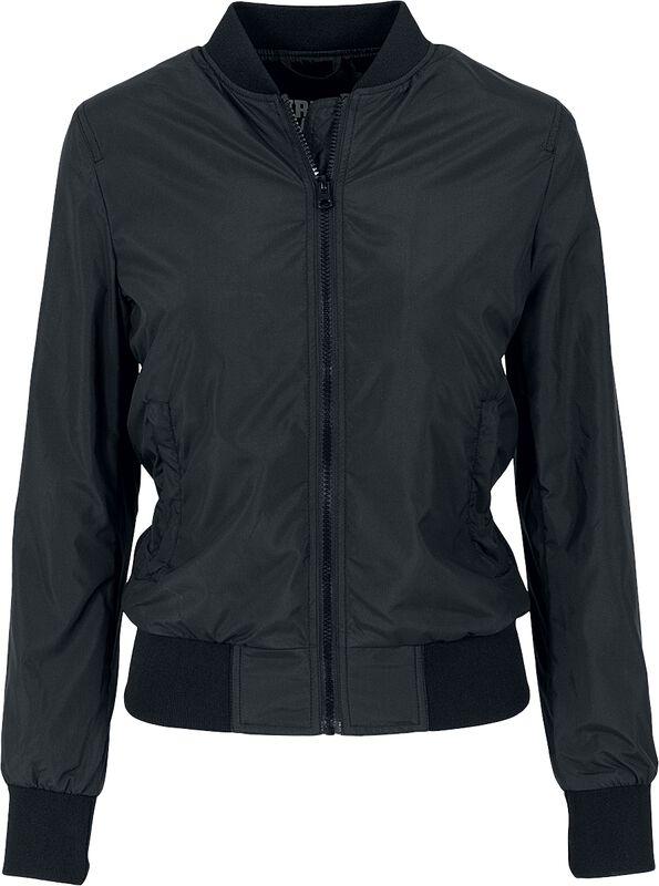 Ladies Light Bomber Jacket