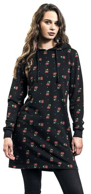 Cherry Bomb Sweatdress