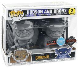 Hudson und Bronx Vinyl Figure