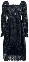 Pasley Burnout High Low Dress