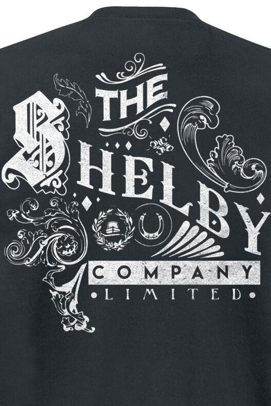 6589fdb4 The Shelby Company. T-Shirt. More from Peaky Blinders - Gangs Of Birmingham