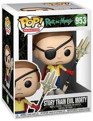 Story Train Evil Morty Vinyl Figure 953