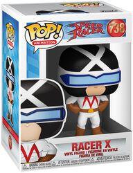 Speed Racer Racer X Vinyl Figure 738