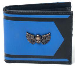 Space Marine Metal Badge