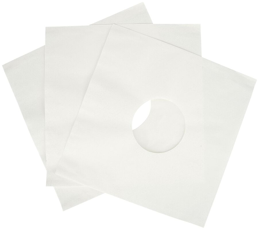 Vinyl Inner Covers (100 pieces)