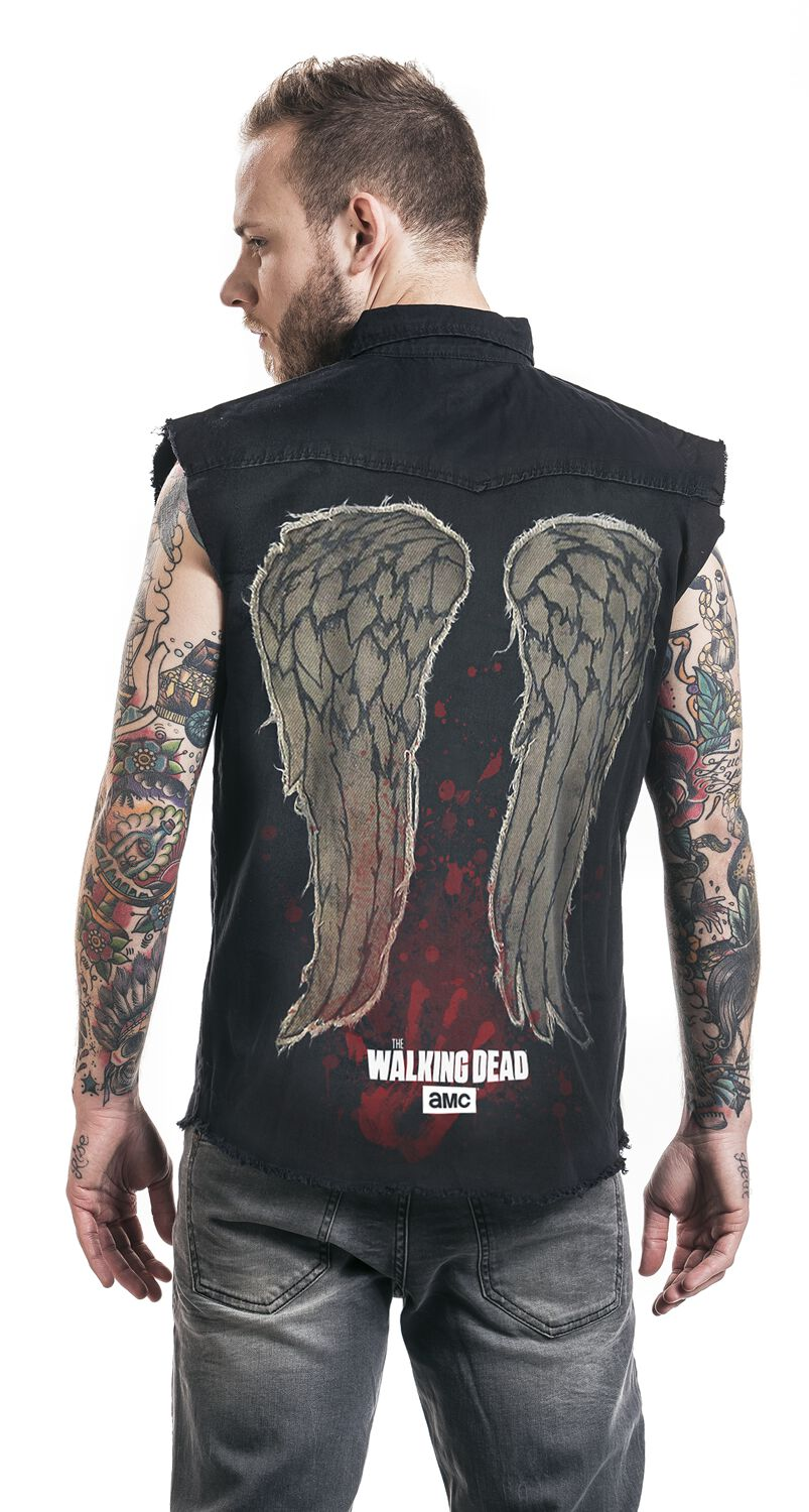daryl dixon wings. Black Bedroom Furniture Sets. Home Design Ideas