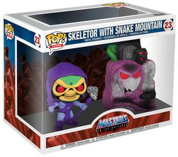 Skeletor with Snake Mountain (Pop! Town) Vinyl Figure 23