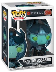 2 - Phantom Assassin Vinyl Figure 356