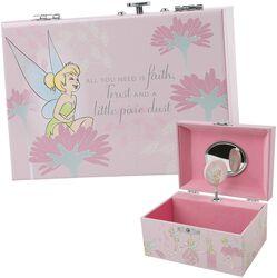 Tinker Bell - Schmuckbox mit Spieluhr