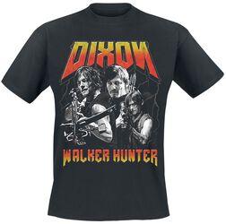 Daryl Dixon - Walker Hunter - Metal