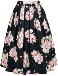 English Rose Pleated Skirt
