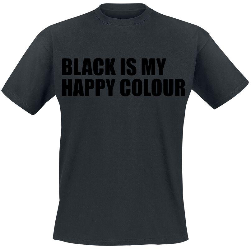 Black Is My Happy Colour