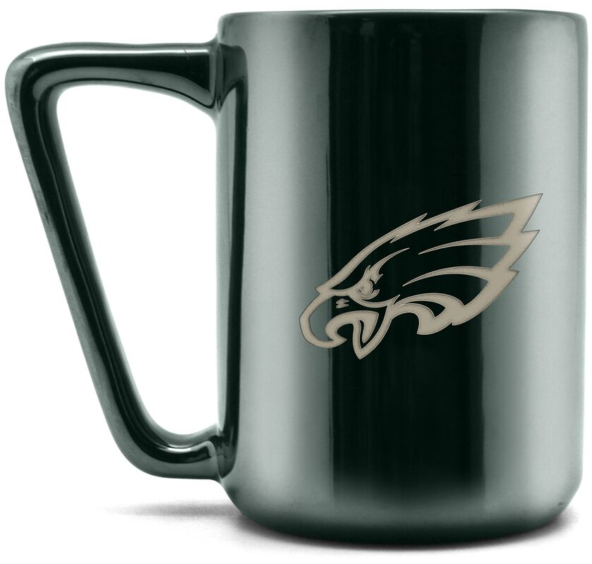 Philadelphia Eagles - Laser Logo Mug