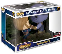 Infinity War - Captain America vs Thanos (Movie Moments) Vinyl Figure 698