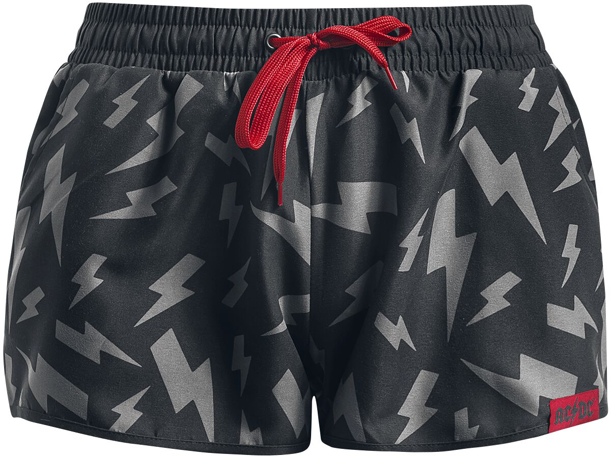 b914ddccd1 EMP Signature Collection | AC/DC Swim Shorts | EMP