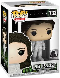 40th - Ripley in Spacesuit Vinyl Figure 732