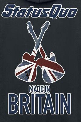 Britain Logo Guitars