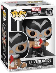 El Venenoide - Marvel Luchadores - Vinyl Figure 707