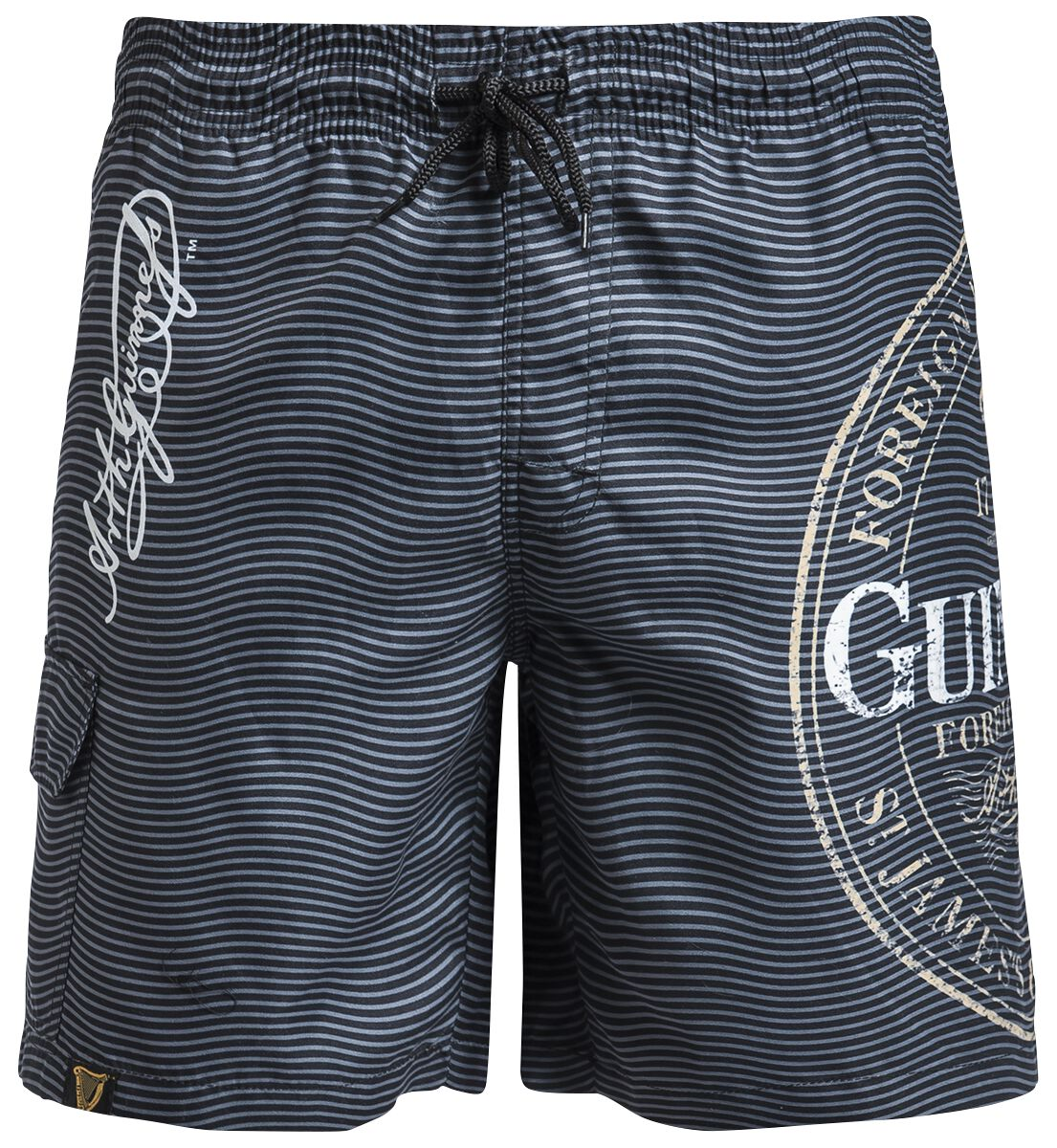 be53613e15 Logo | Guinness Swim Shorts | EMP