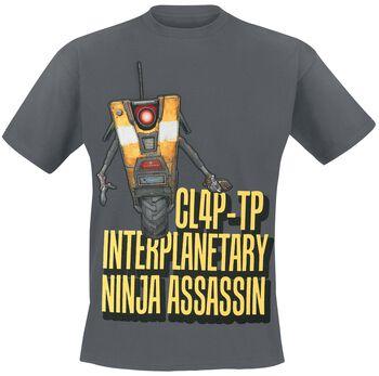 Claptrap - CL4P-TP Interplanetary Ninja Assassin