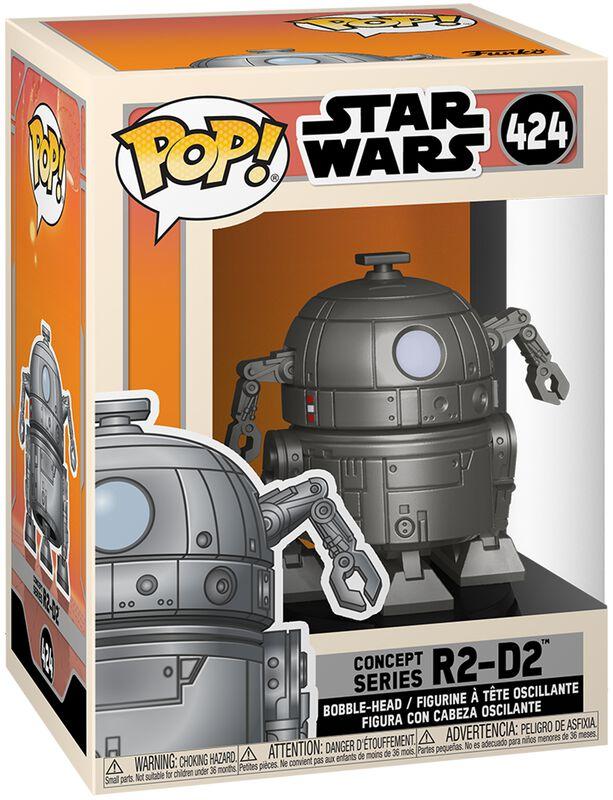 R2-D2 (Concept Series) Vinyl Figure 424